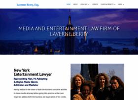 berryentertainmentlaw.com