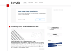 berryfic.com