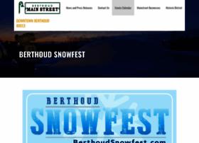 berthoudsnowfest.com