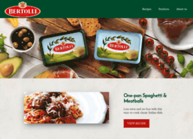 bertolli.co.uk