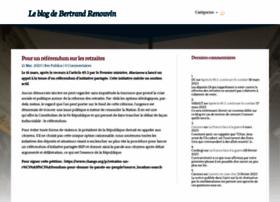 bertrand-renouvin.fr