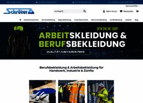berufsbekleidung-schroeter.de