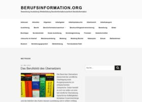 berufsinformation.org
