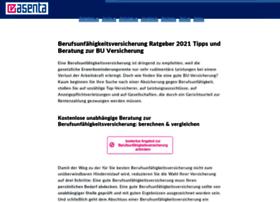 berufsunfaehigkeitsversicherung-ratgeber.com