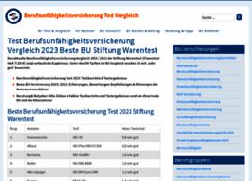 berufsunfaehigkeitsversicherungen-test.de
