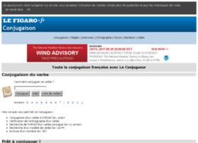 bescherelle.leconjugueur.com