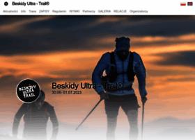 beskidyultratrail.com