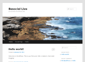 besocial-live.co.uk