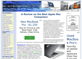 best-apple-mac-computers.com