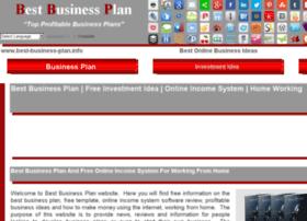 best-business-plan.info