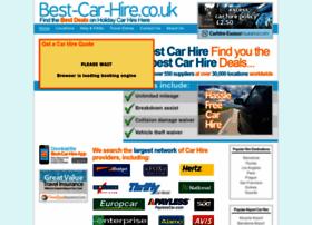 best-car-hire.co.uk