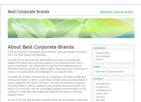 best-corporate-brands.com