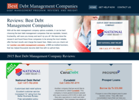 best-debt-management-companies.com