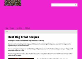 Best-dog-treat-recipes.com