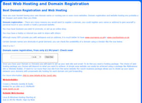 best-domain-hosting.co.uk