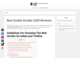 best-double-strollers.com