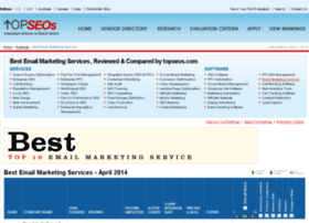 best-email-marketing-services.topseosratings.com