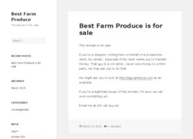 best-farm-produce.com