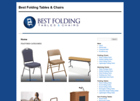 best-folding-tables-and-chairs.com