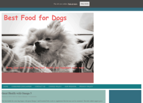 best-food-for-dogs.com