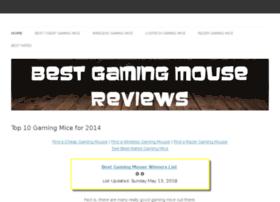 best-gaming-mouse-reviews.siterubix.com