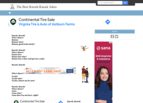 best-knock-knock-jokes.com