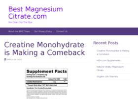 best-magnesium-citrate.com