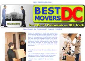 best-movers-dc.com