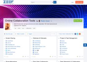 best-online-collaboration-tools.zeef.com
