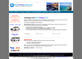 best-pattaya-taxi.com