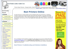 best-printers-online-guide.com