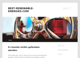 best-renewable-energies.com