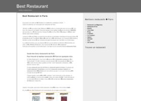 best-restaurant.fr
