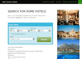 best-rome-hotels.com