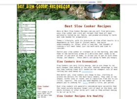 best-slow-cooker-recipes.com
