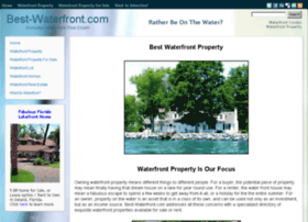 best-waterfront.com