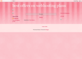best-webhosting-plans.blogspot.in