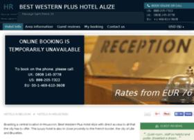 best-western-hotel-alize.h-rez.com