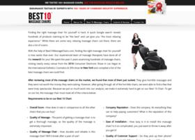 best10massagechairs.com