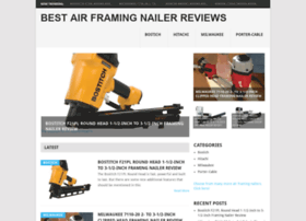 bestairframingnailerreviews.com