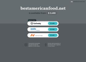 bestamericanfood.net