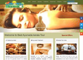 bestayurvedakeralatour.com