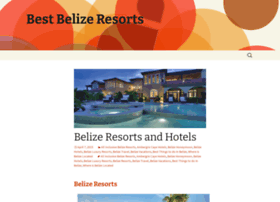 bestbelizeresorts.wordpress.com