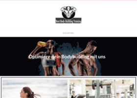 bestbodybuilding-training.com