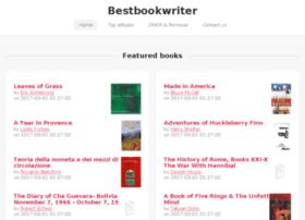 bestbookwriter.info