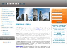 bestbridgingloans.com
