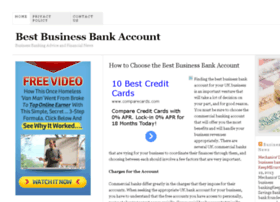 bestbusinessbankaccount.org.uk