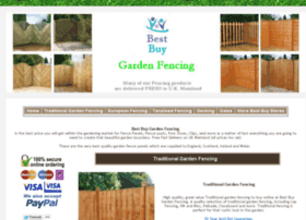 bestbuygardenfencing.co.uk