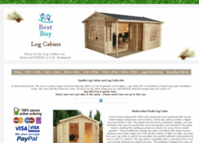 bestbuylogcabins.co.uk