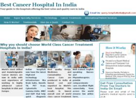 bestcancerhospitalinindia.org